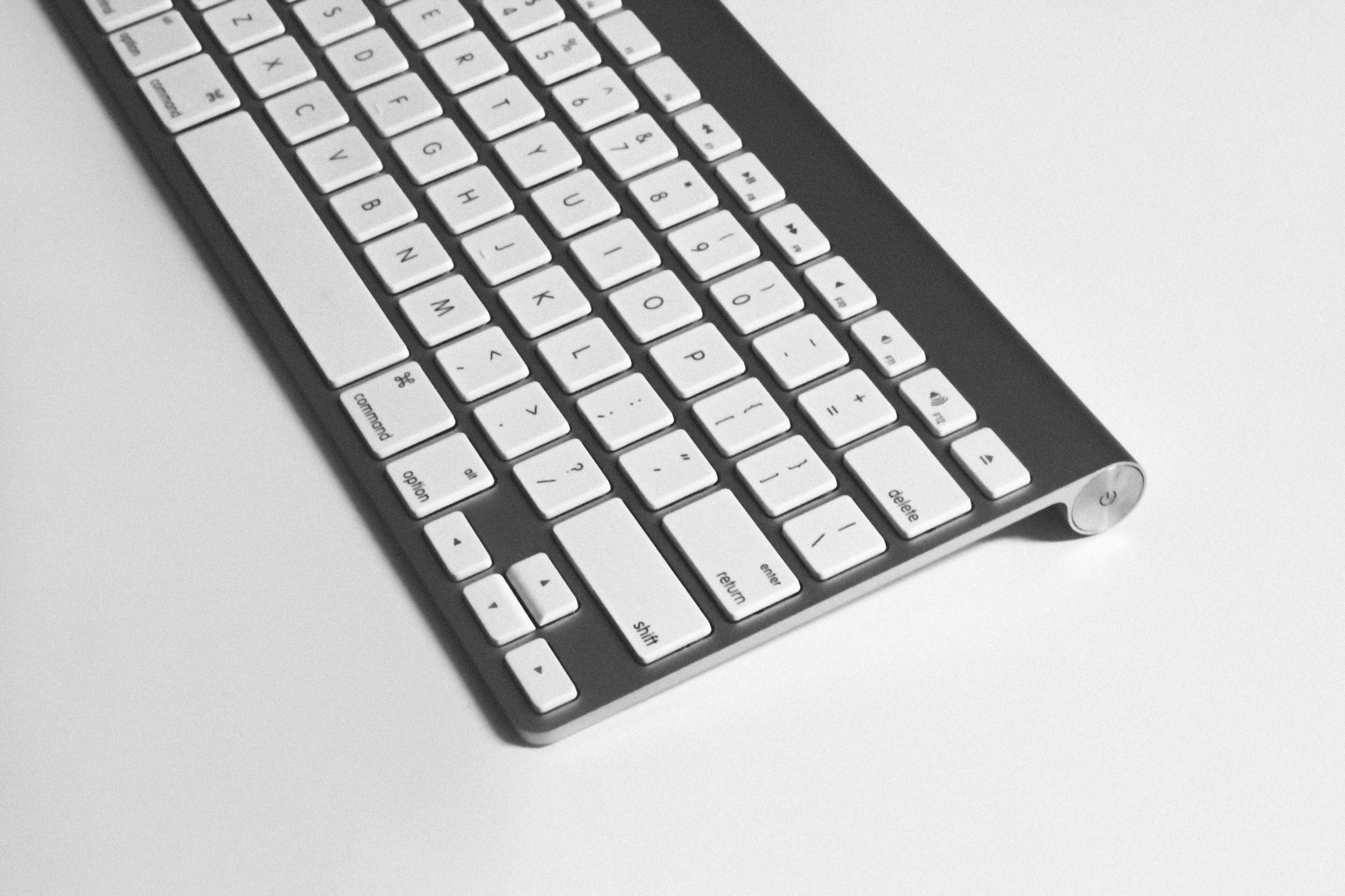 caractère clavier